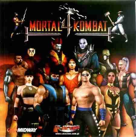 Descargar Mortal Kombat 4 [EXE] por Torrent